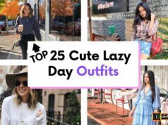 Top 25 Cute Lazy Day Outfits