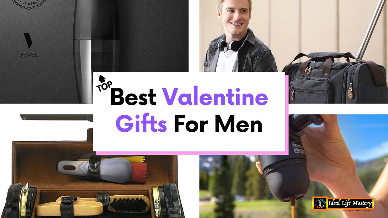 Best Valentine Gifts For Men
