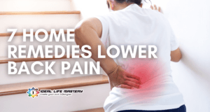 7 Home Remedies Lower Back Pain
