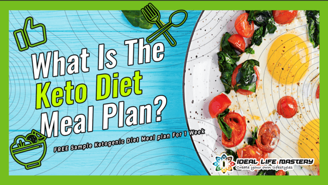 What Is The Keto Diet Meal Plan?