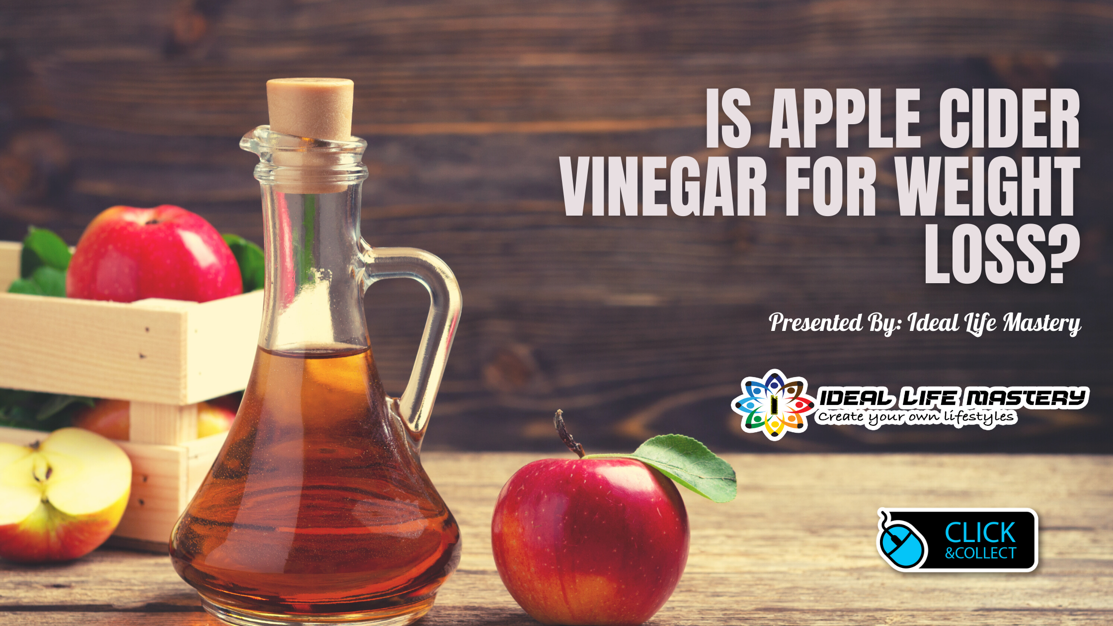 Is Apple Cider Vinegar For Weight Loss